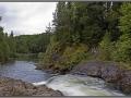 Kivach waterfall, Republic of Karelia
