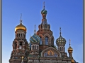 Saint-Petersburg, Church of the Savior on Spilled Blood