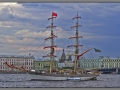 Saint-Petersburg, Tre Kronor brig (2015, June)
