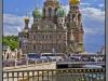 Saint-Petersburg, Church of the Savior on Spilled Blood