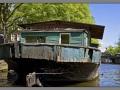 Amsterdam, houseboat