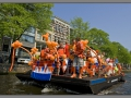 Amsterdam, Queens Day