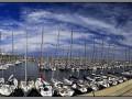 Barcelona, marina