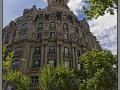 Barcelona, city view