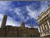 Barcelona, city view - Catedral de Barcelona