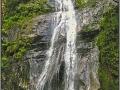 Costa Rica, Cocos Island waterfall