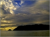 Costa Rica, the Pacific Ocean, Cocos Island