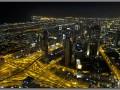 Dubai, view from Burj Khalifa