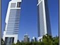 Dubai, Emirates Towers Hotel