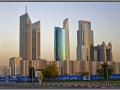 Dubai, city view