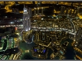 Dubai, view from Burj Khalifa