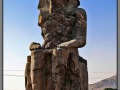Egypt, Luxor, Colossi of Memnon