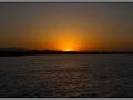 Egypt, Red Sea sunset