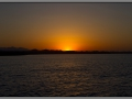 Egypt, Red Sea sunset
