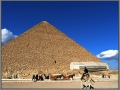 Egypt, Great Pyramid of Giza (Pyramid of Khufu or Pyramid of Cheops)