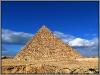 Egypt, Giza, Pyramid of Khafre