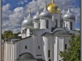 Russia, Novgorod, Cathedral of St. Sophia