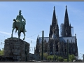 Germany, Cologne, city panorama