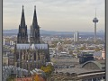 "Germany, Cologne citiy view from ""Panorama"""