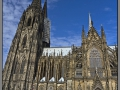 Germany, Cologne citiy view