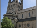 Germany, Cologne, Church of St. Martin