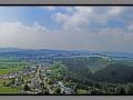 Germany, view from Nurburg castle