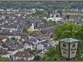 Germany, Rheinland-Pfalz, Rhine view from Burg Lahneck