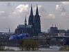 Germany, Colone, city veiw
