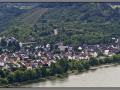 Germany, Rheinland-Pfalz, Burg Marksburg - Rhine view from Marksburg.