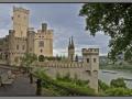 Germany, Rheinland-Pfalz, Stolzenfels Castle
