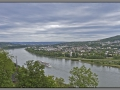 Germany, Rheinland-Pfalz, Rhine view from Stolzenfels Castle