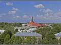 Narva; view from Castle tower
