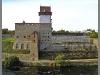 Narva Castle, view from Ivangorod