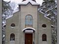 Estonia, Narva-Jõesuu, winter