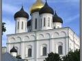 Pskov, citadel, Troitsky cathedral (2007)