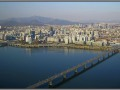Korea, Seoul, view from 63-building