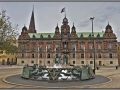 Sweden, Malmo - The Town Hall