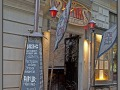 Sweden, Stockholm, Aifur restaurant