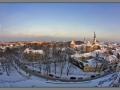 Estonia, Tallinn, panorama