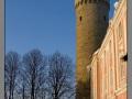 Estonia, Tallinn, Toompea Castle - Tall Hermann's Tower