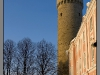 Estonia, Tallinn, Toompea Castle - Tall Hermann's Tower