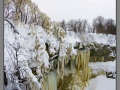 Estonia, Valaste Waterfall in Ontika, 2011
