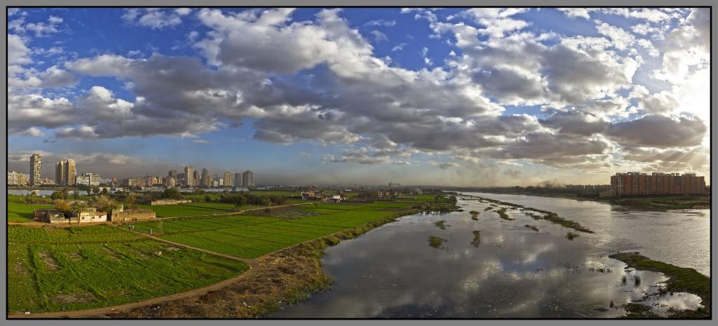 Egypt, Cairo, panorama