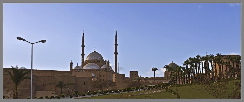 Egypt, Cairo, citadel