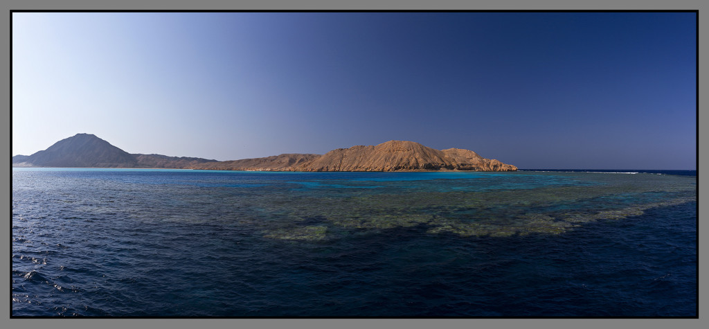 Egypt, Red Sea, Zabargad reef