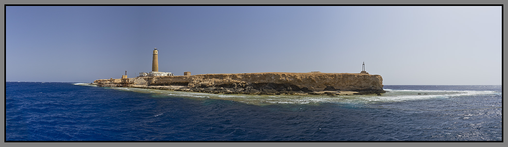Egypt, Red Sea, Brothers islands - Big Brother