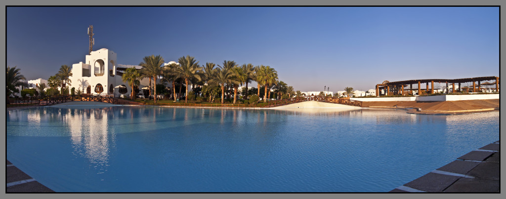 Egypt, Danab, Hilton Resort