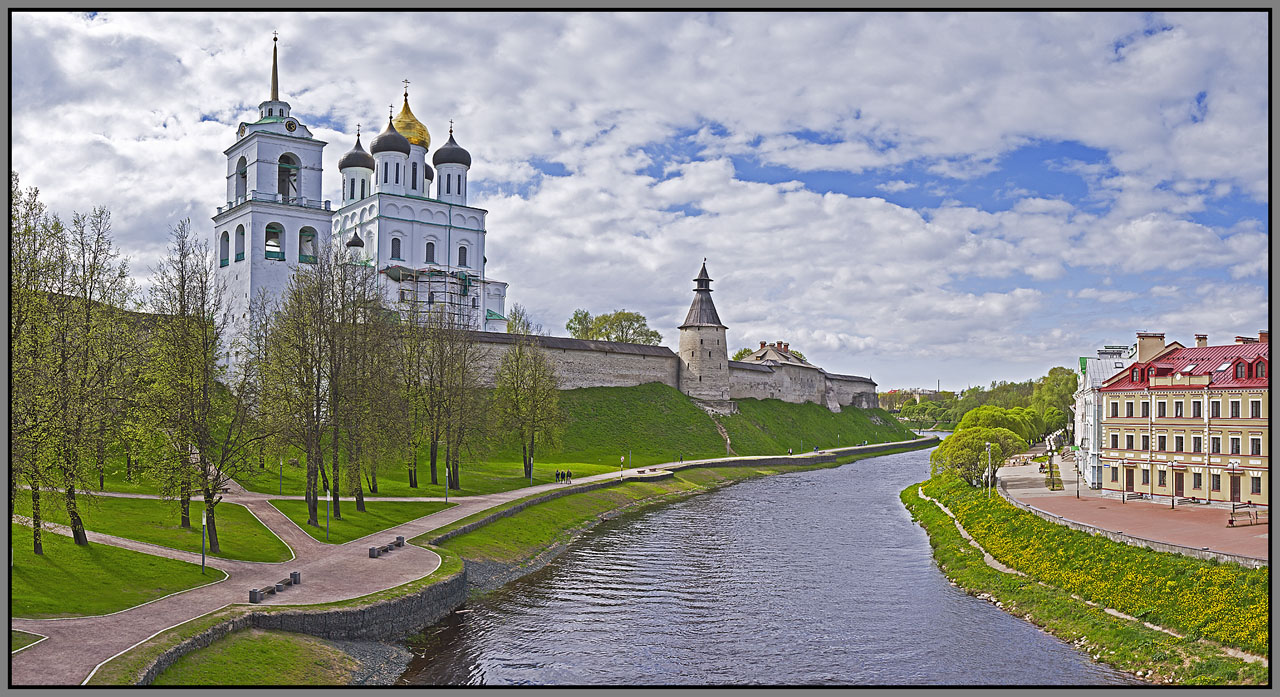 Pskov, citadel