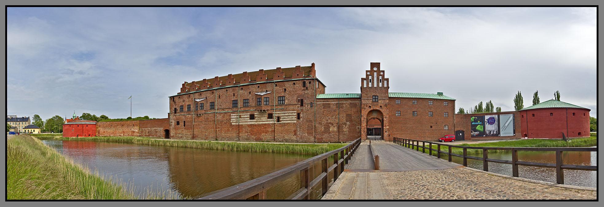 Sweden, Malmo - Malmohus Castle